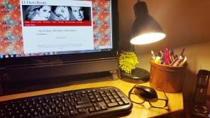 marie's desk